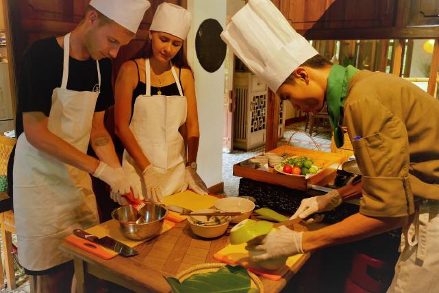 cooking class clos du fil